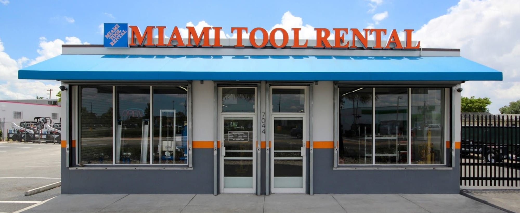 Miami Tool Rental 8th St