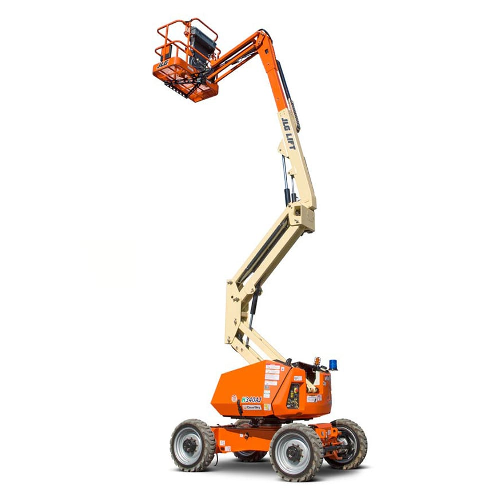 34' Articulated Boom Lift