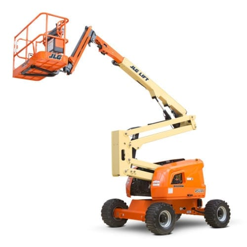 45' Articulated Boom Lift