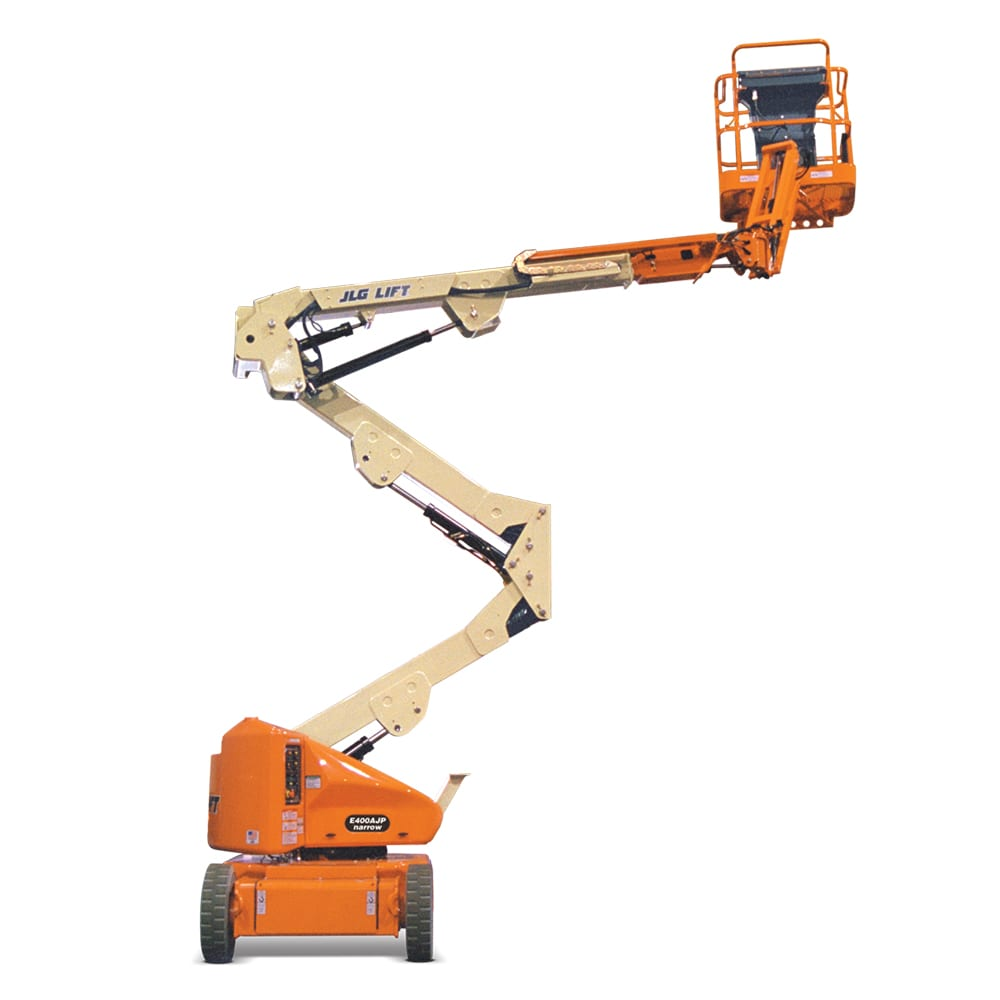 40' Electric Articulated Boom Lift