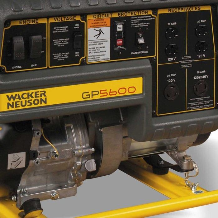 GP5600 Detail