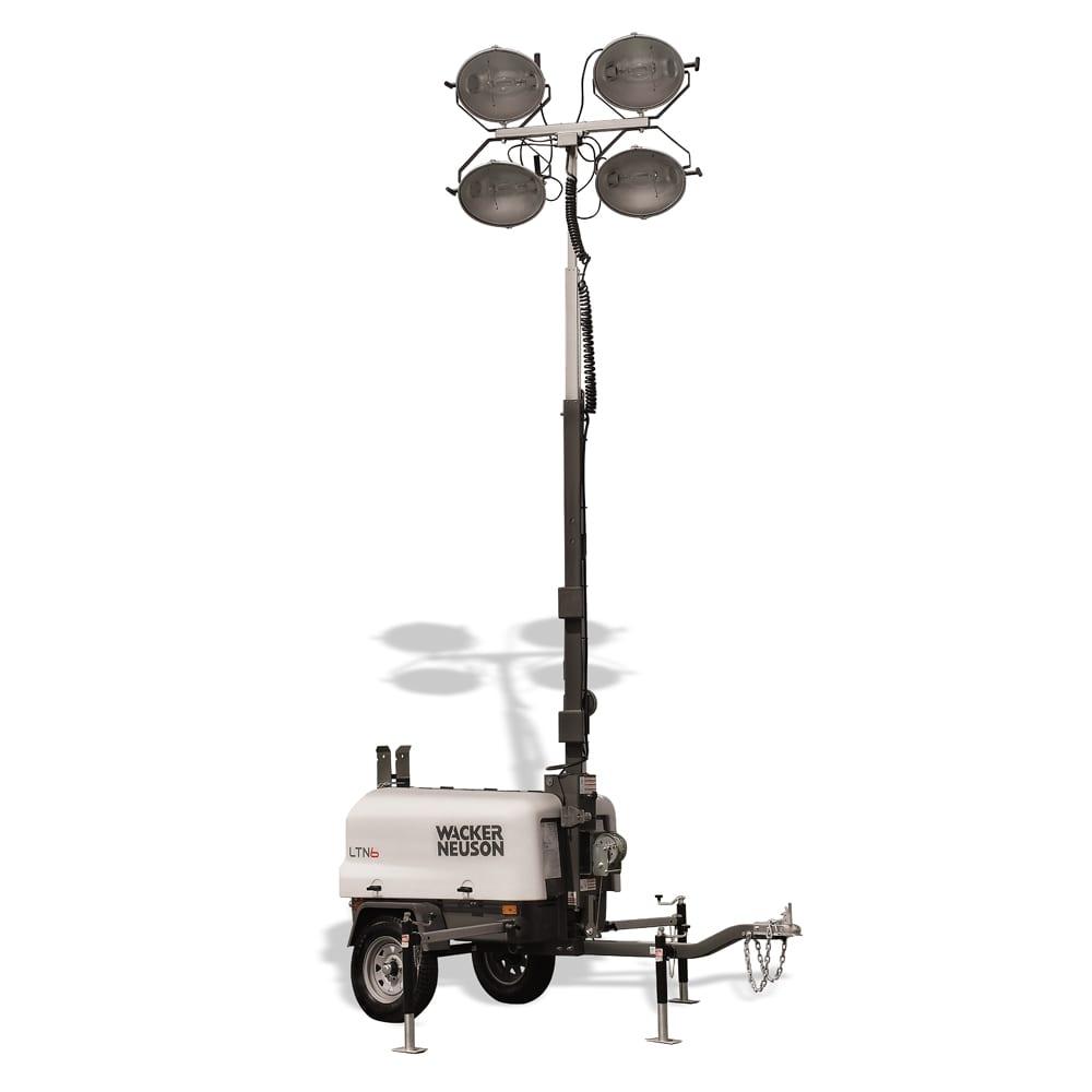 6000W Light Tower Diesel