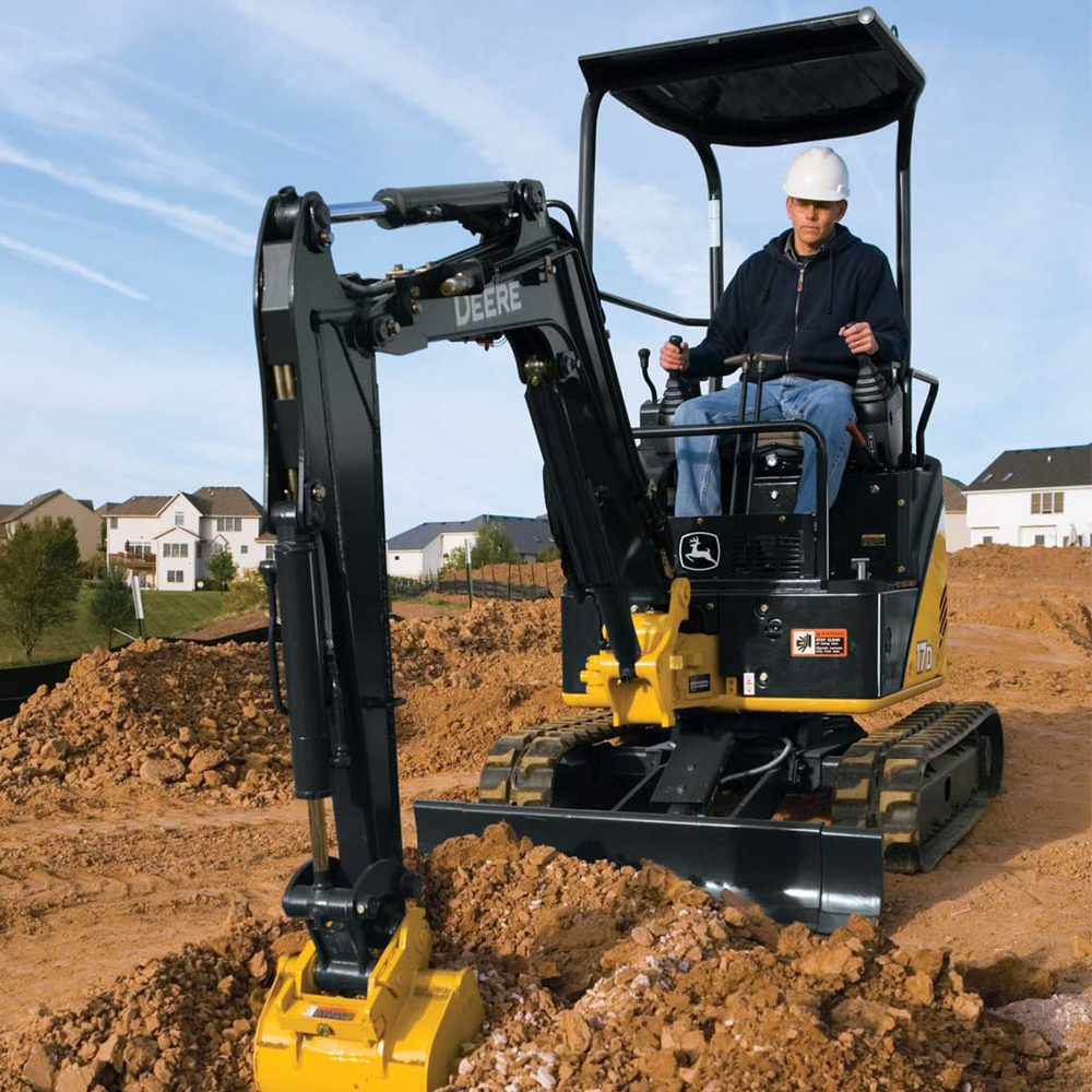 4000 Lb Mini Excavator Miami Tool Rental