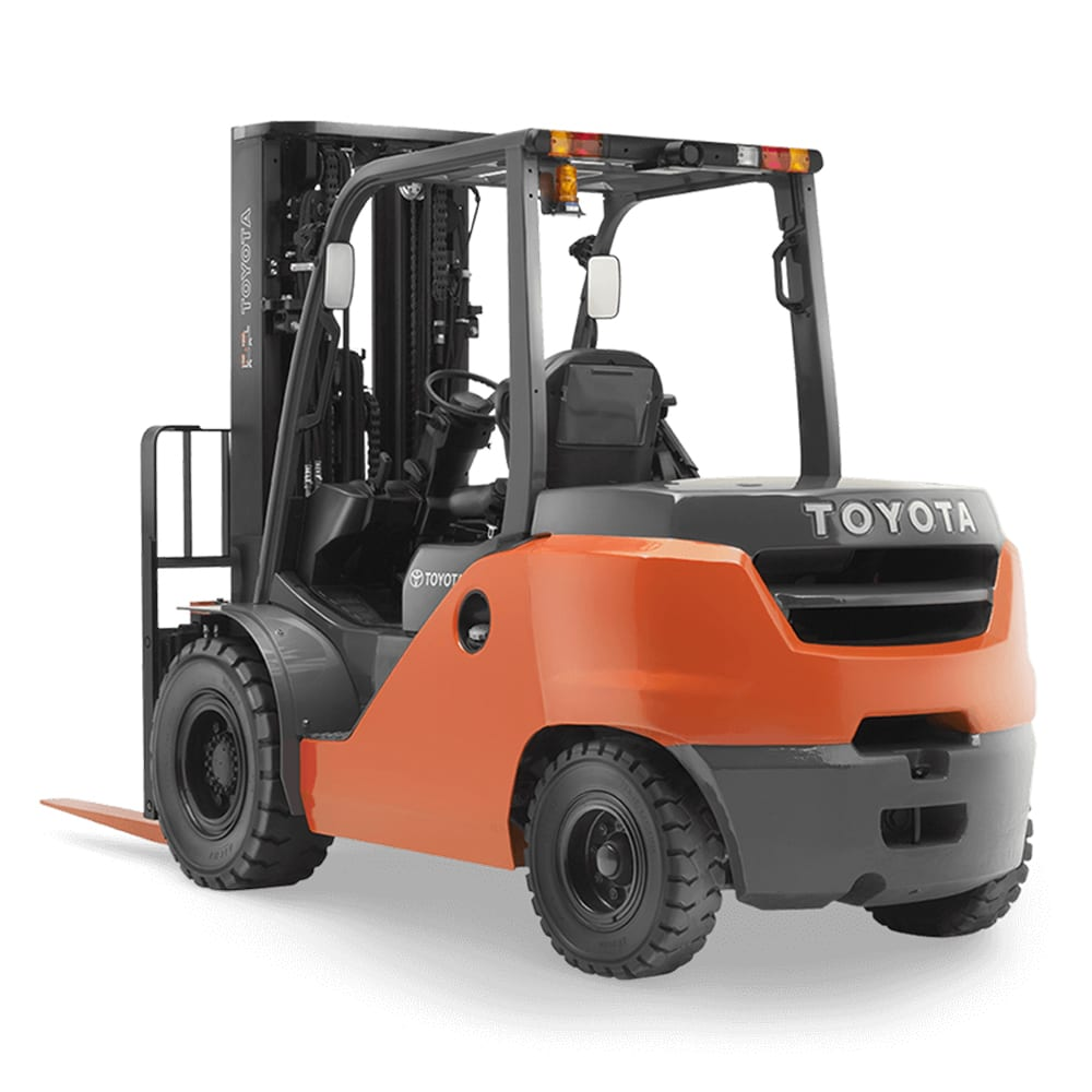 10K 15' Warehouse Forklift