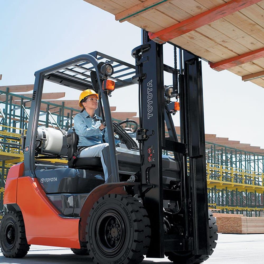 5k 15 Warehouse Forklift Miami Tool Rental