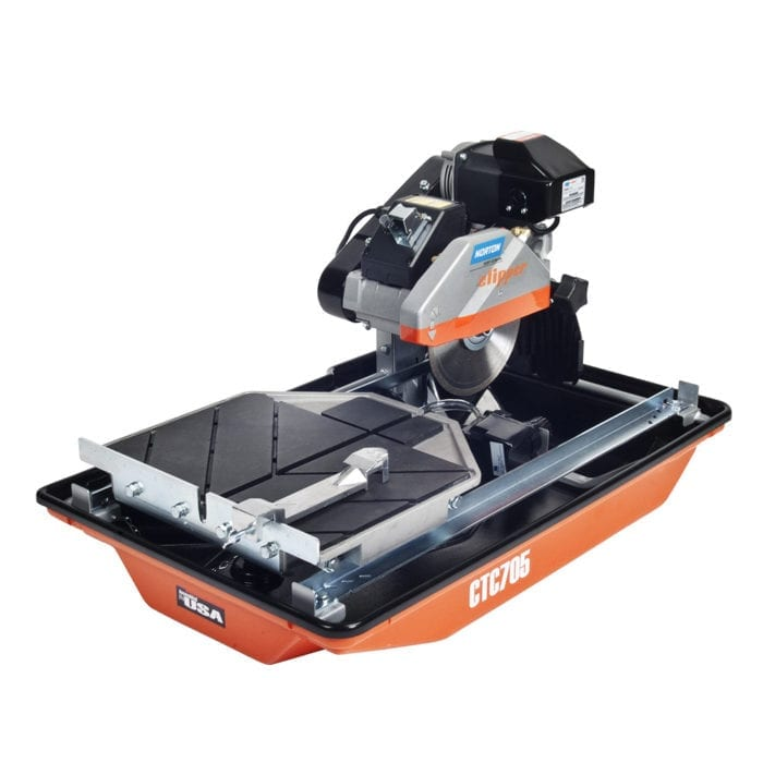 "7"" Electric Tile Saw"