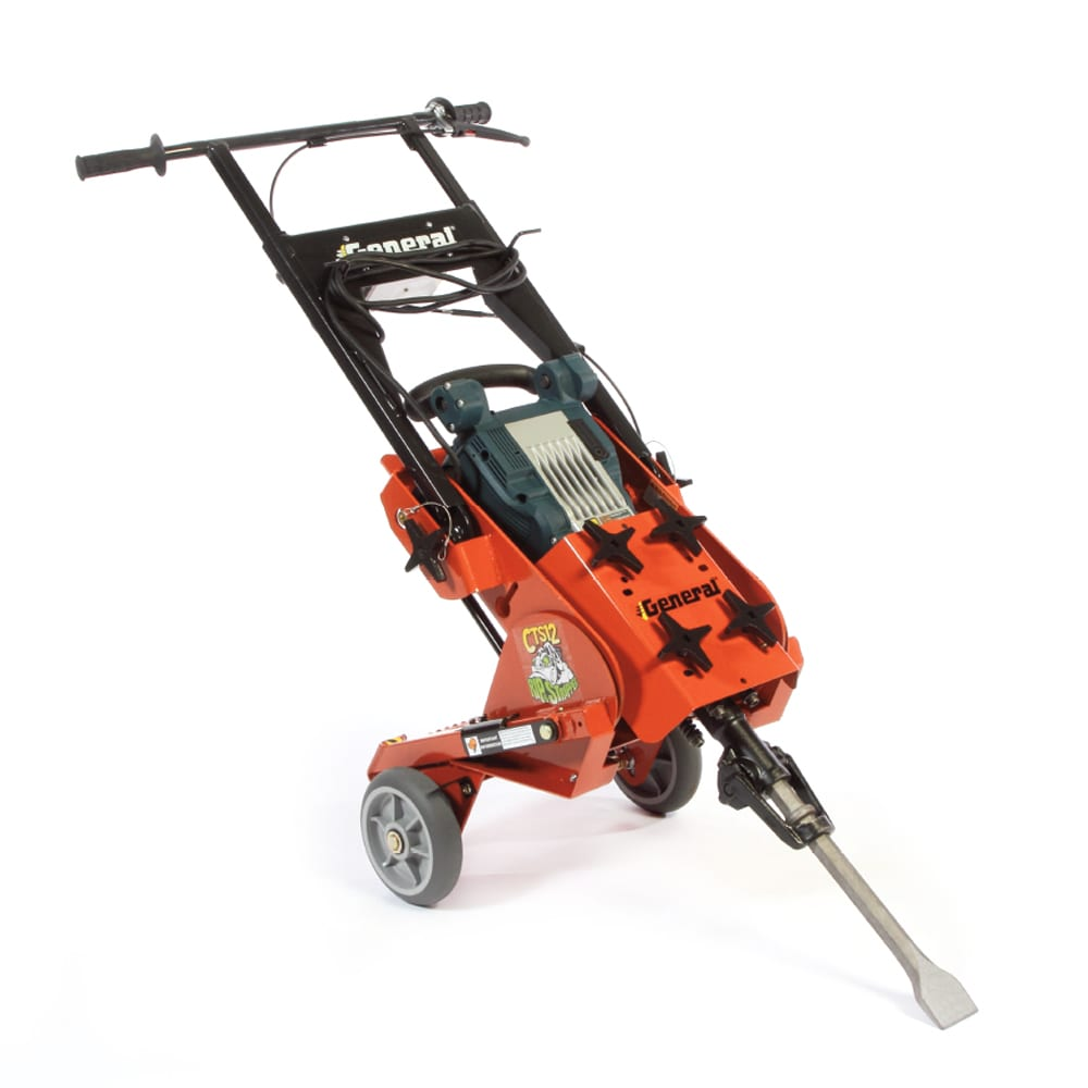 Demolition Hammer Stripper Cart - Miami Tool Rental