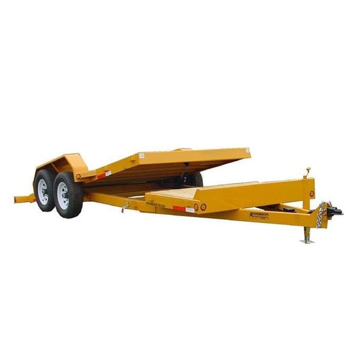14K lb Trailer Flat Deck