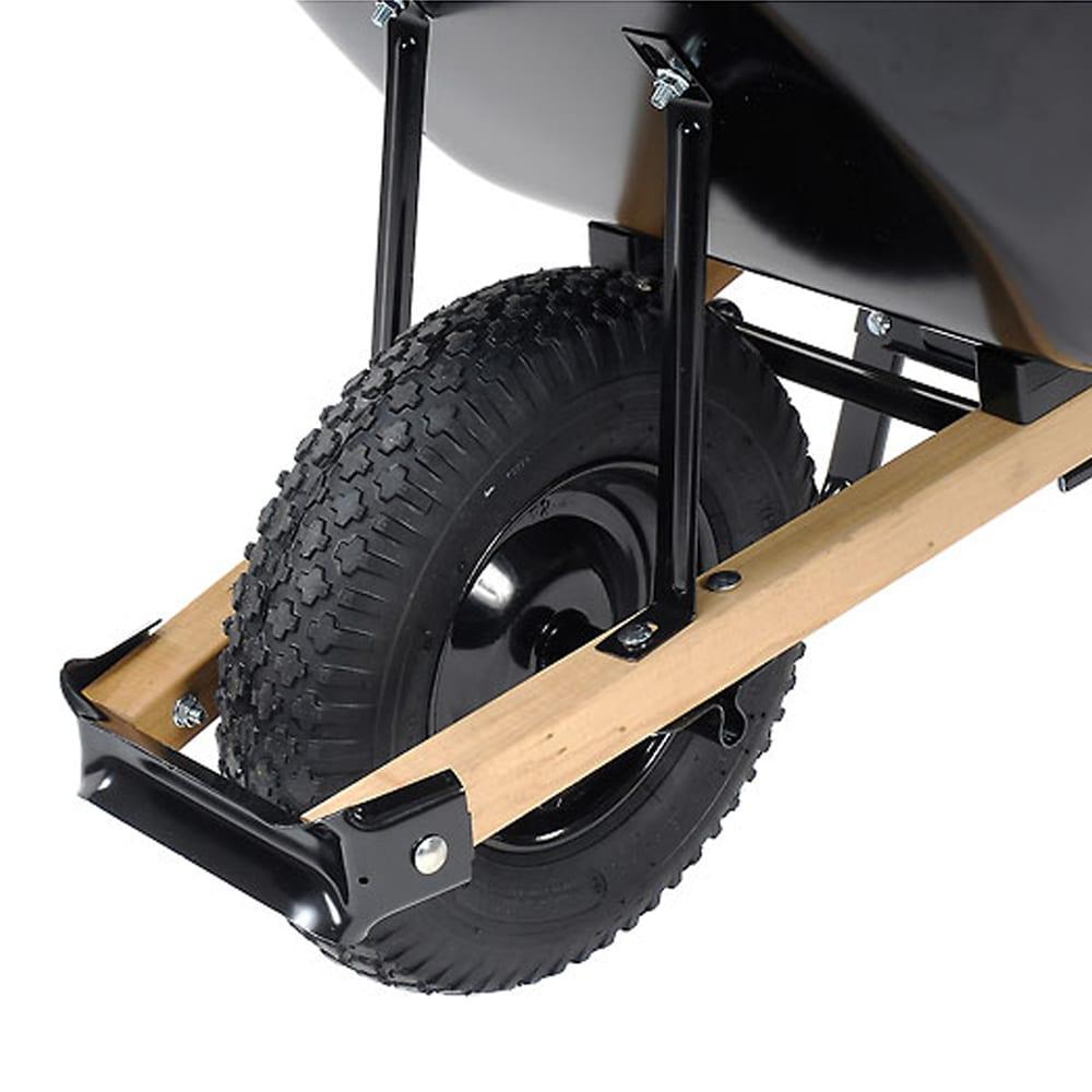 Wheelbarrow Detail