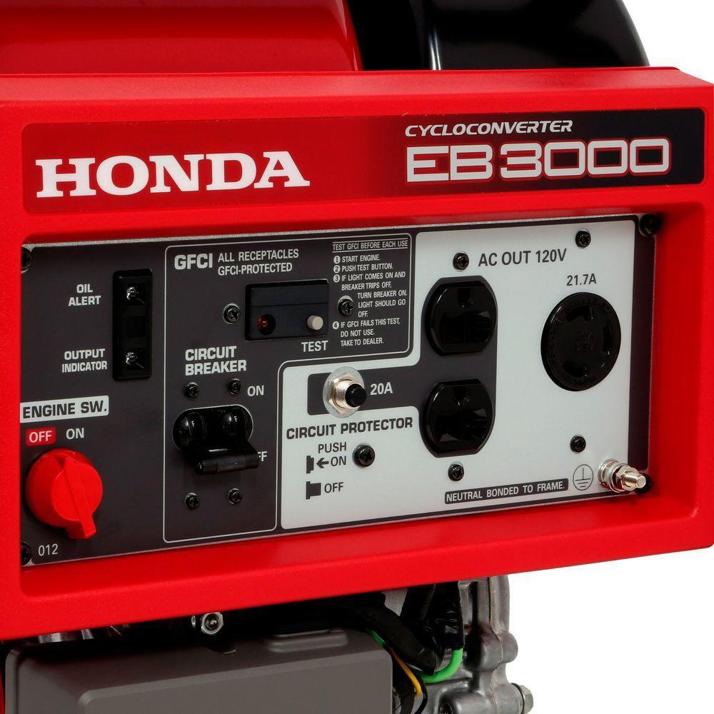 EB3000 Detail
