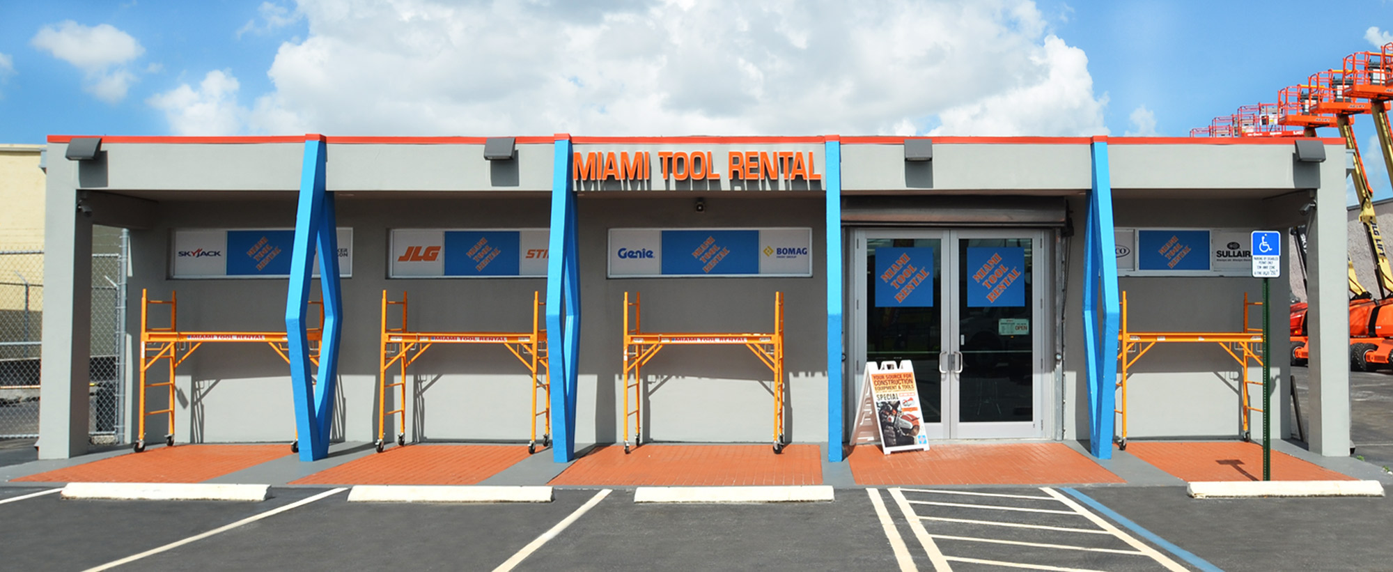 Miami Tool Rental 72nd Ave