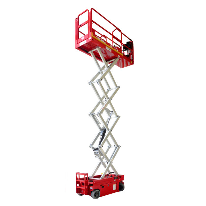 19' Electric Scissor Lift