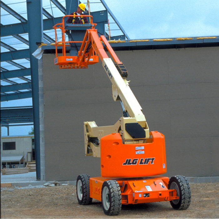 E-450AJ Working 1