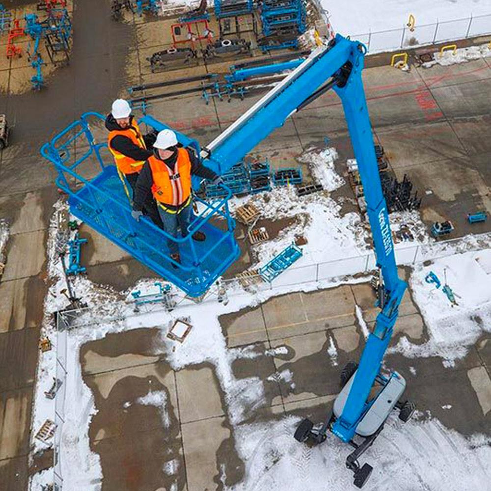 Z135-70 Working