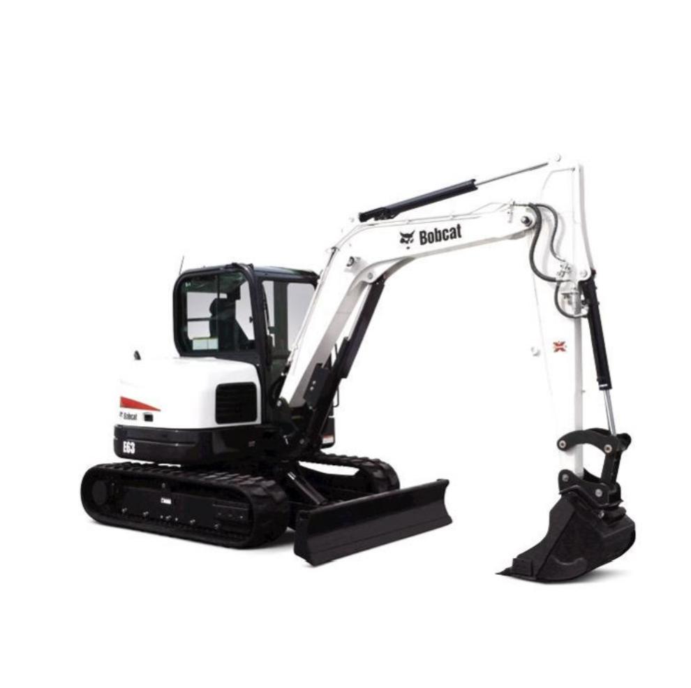13500lb Mini Excavator