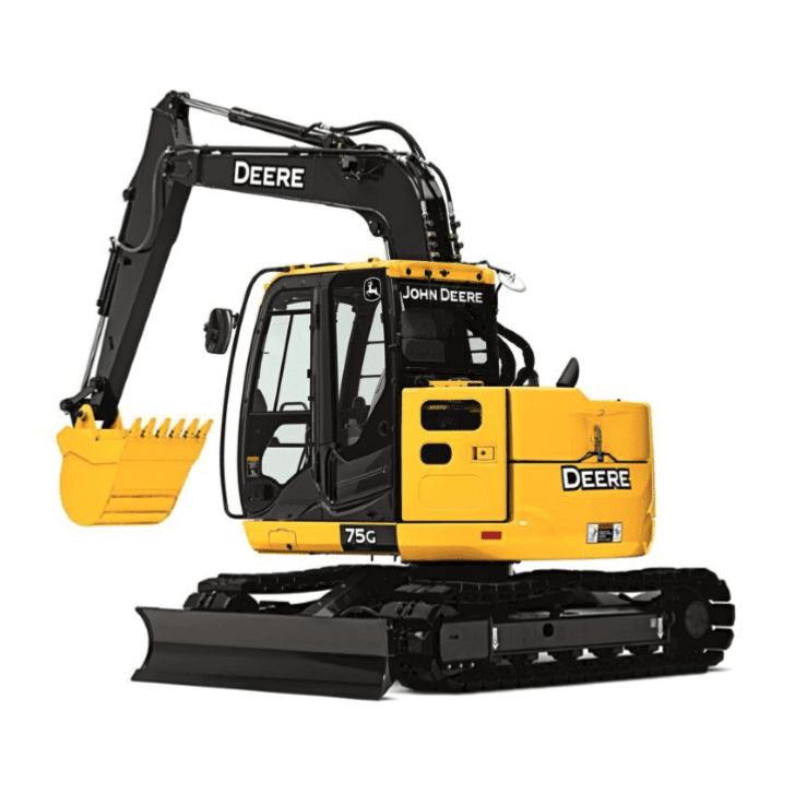 18000 lb Excavator