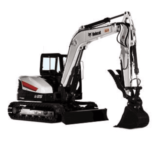 19000 lb Excavator
