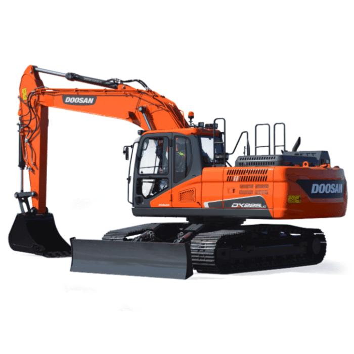 48000 lb Excavator