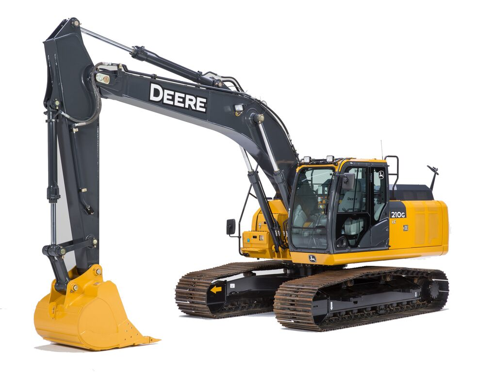 Excavator 210G