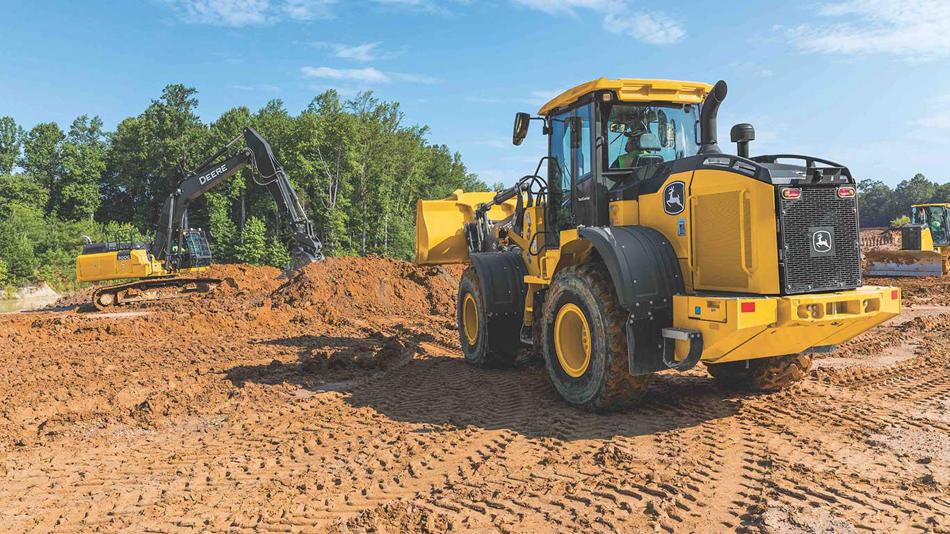 69000LB Excavator