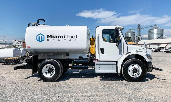 2000 Gal Water Truck