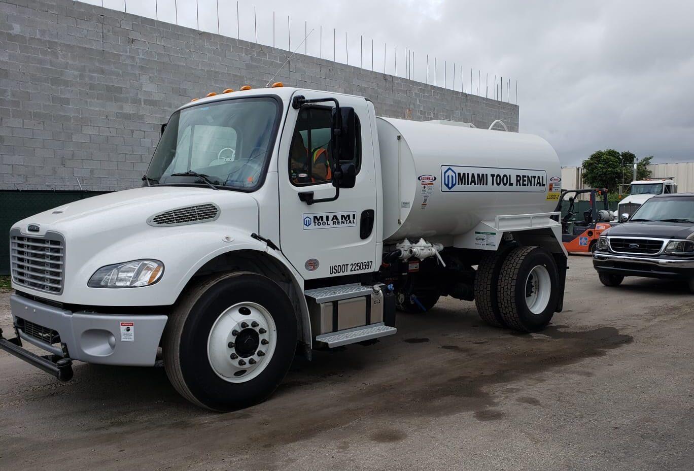Water Truck 2G