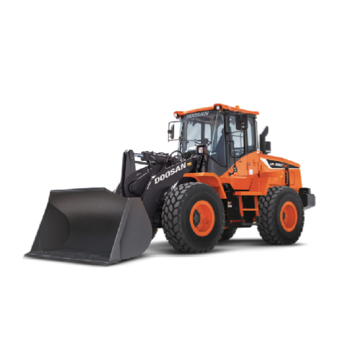 3.5YD Wheel Loader
